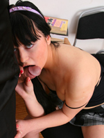An emo chick fucked so wild by older guy